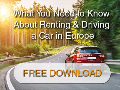 What You Should Know about Renting and Driving in Europe