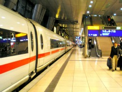 Intercity-Express Berlin