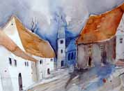 Marcus Witek Watercolor