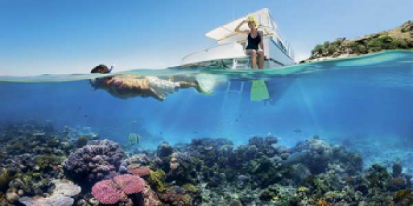Australia: Great Barrier Reef